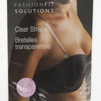 FashionFit Clear Straps