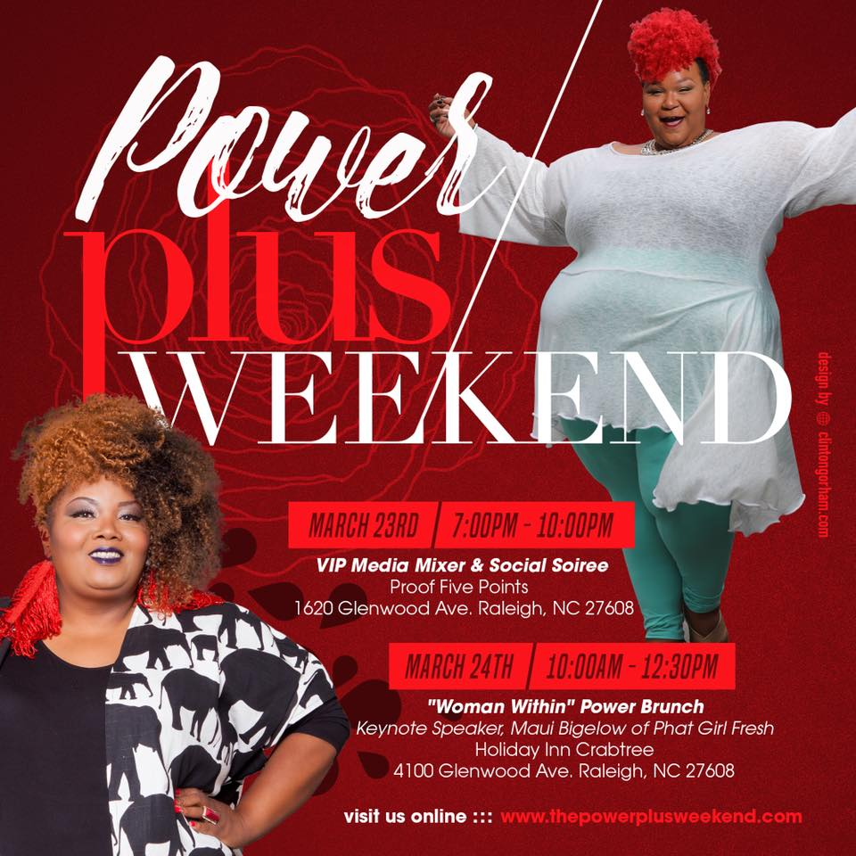 POWER OF PLUS WEEKEND