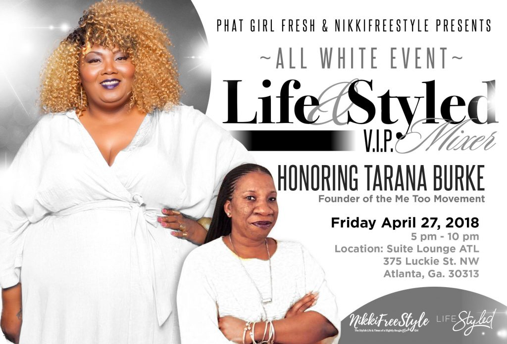 PHAT GIRLFRESH presents Life Styled Honors