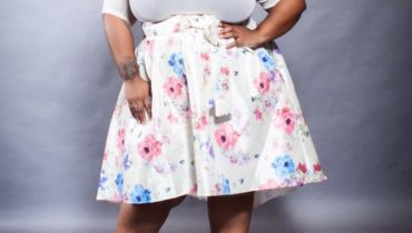 LIVIRAE LINGERIE X PLUS SIZE MODEL DORI CARTER