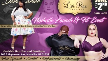 LiviRae Your Way Nashville Launch Party & Fit Event