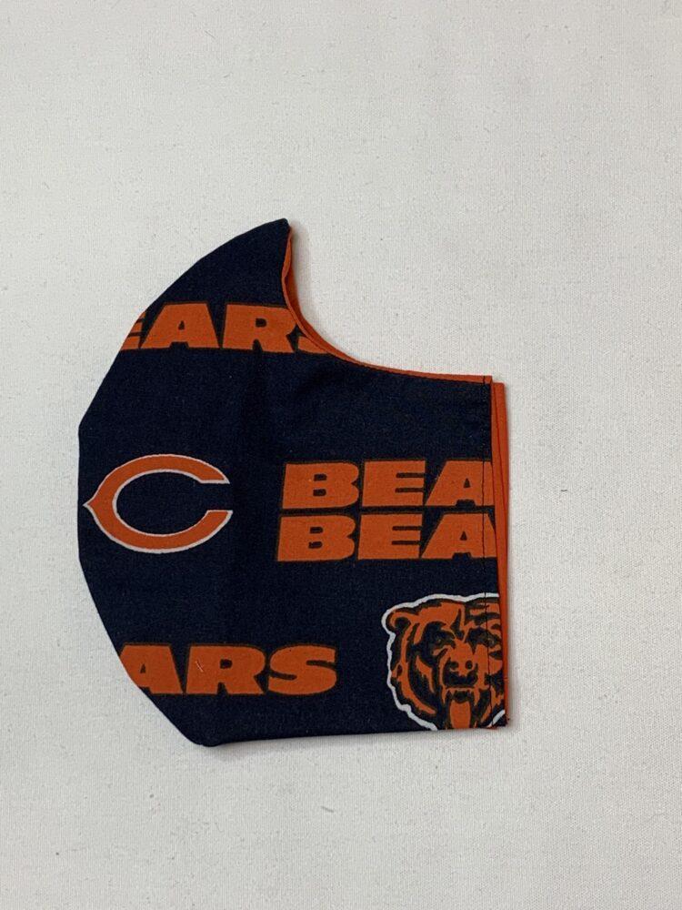 Chicago Bears, Bearded Face Mask